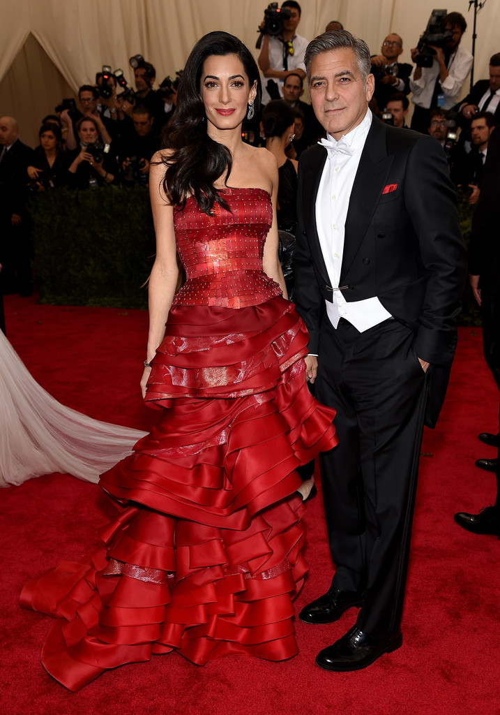 George Clooney at the Met Gala 4th May 2015 George+Clooney+China+Through+Looking+Glass+ui3NTuCXWoix