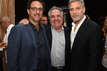 George Clooney Grant Heslov US Premiere Of Hulu's 'Catch-22' - After Party