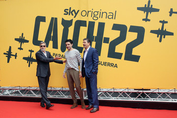 George Clooney 'Catch-22' Rome Photocall