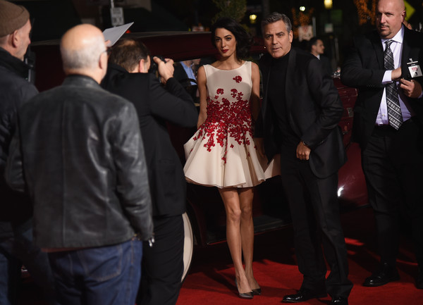 George Clooney and Amal Clooney at the Hail Caesar Premiere LA - Page 2 George+Clooney+Premiere+Universal+Pictures+GcTW70a6ctDl