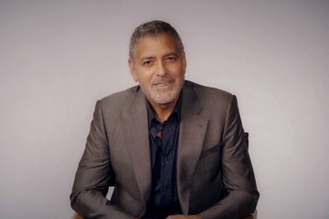 """George Clooney The Hollywood Foreign Press Association Host Annual Grants Presentation, """"HFPA Philanthropy: Empowering the Next Generation"""""""
