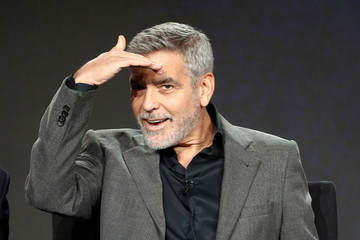 George Clooney 2019 Winter TCA Tour - Day 14