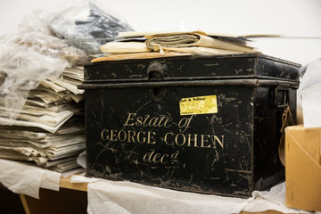 George Cohen Menorah Cleaned At London Jewish Museum Ahead Of Re-opening