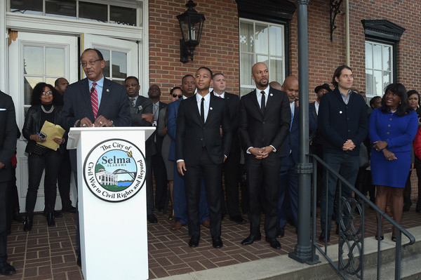 'Selma' Presentation at Selma City Hall