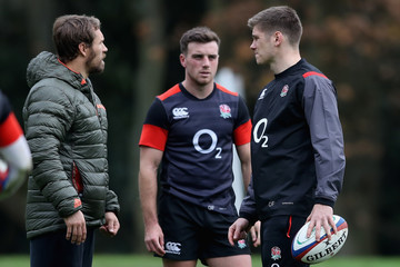 George Ford England Media Access