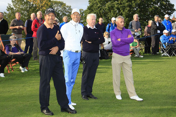 George Griffith English Senior Open: Day 3