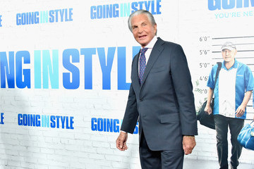 George Hamilton 'Going in Style' New York Premiere - Red Carpet