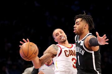 George Hill Cleveland Cavaliers vs. Brooklyn Nets