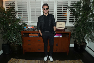 George Kotsiopoulos Oliver Peoples 30th Anniversary Party