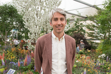 George Lamb Chelsea Flower Show 2018 - Press Day