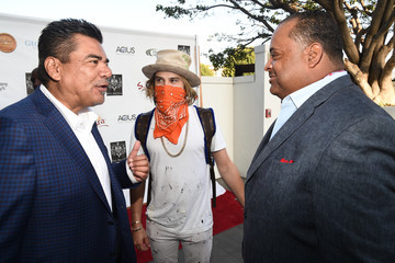 George Lopez Alec Monopoly The 8th Annual George Lopez Celebrity Golf Classic Pre-Party