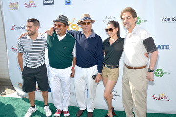 George Lopez Andy Garcia 7th Annual George Lopez Celebrity Golf Classic