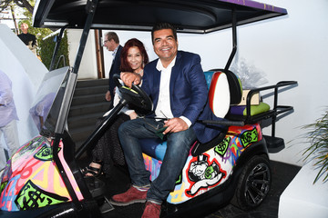 George Lopez Anna Shay The 8th Annual George Lopez Celebrity Golf Classic Pre-Party