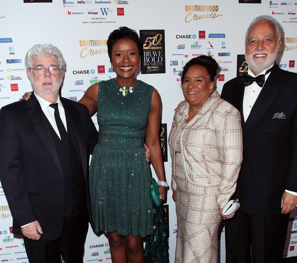 Brotherhood Crusade's 50th Pioneer Of African American Achievement Award Dinner - Arrivals