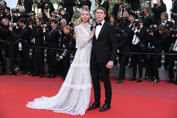 George Mackay 'The Meyerowitz Stories' Red Carpet Arrivals - The 70th Annual Cannes Film Festival