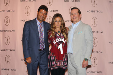 George Malkemus Sarah Jessica Parker Meets Customers During SJP Collection Event At Nordstrom Roosevelt Field