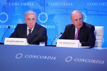 George Mitchell The 2017 Concordia Annual Summit - Day 1