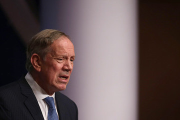 George Pataki GOP Presidential Hopefuls Address Republican Jewish Coalition Candidates Forum