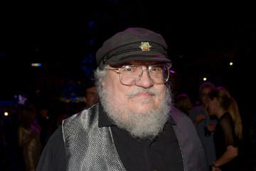 "George R.R. Martin Playboy And A&E's ""Bates Motel"" Event During Comic-Con Weekend -  Inside"