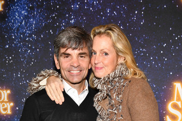 George Stephanopoulos Ali Wentworth 'Meteor Shower' Broadway Opening Night