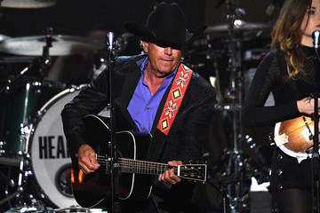 George Strait 59th Grammy Awards - MusiCares Person of the Year Honoring Tom Petty - Show