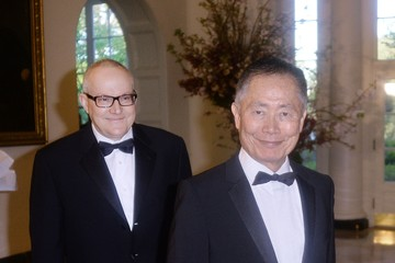George Takei Brad Takei President Obama And First Lady Host State Dinner For Japanese PM Shinzo Abe And Akie Abe