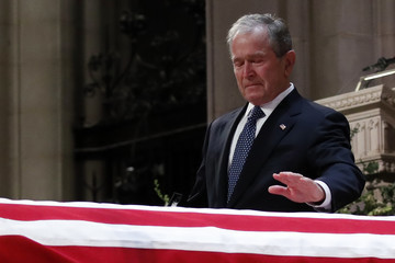 George W Bush News Pictures of The Week - December 6