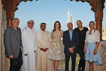 Georges Kern Dubai International Film Festival Jury Photo Call
