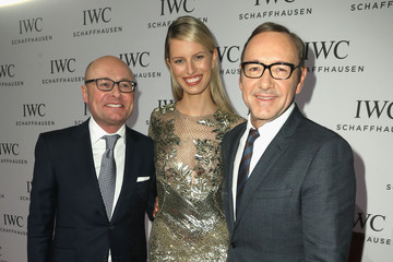 Georges Kern Arrivals at IWC Inside the Wave Gala Event