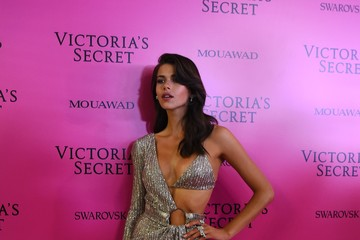 Georgia Fowler 2017 Victoria's Secret Fashion Show in Shanghai - After Party