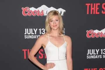 Georgia King 'The Strain' Premieres in LA