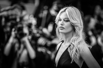 Georgia May Jagger Alternative View In Black & White - The 71st Annual Cannes Film Festival