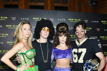 Georgia Tatum Connick Heidi Klum's 19th Annual Halloween Party Presented By Party City And SVEDKA Vodka At LAVO New York - Arrivals