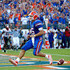 Tim Tebow in Georgia v Florida