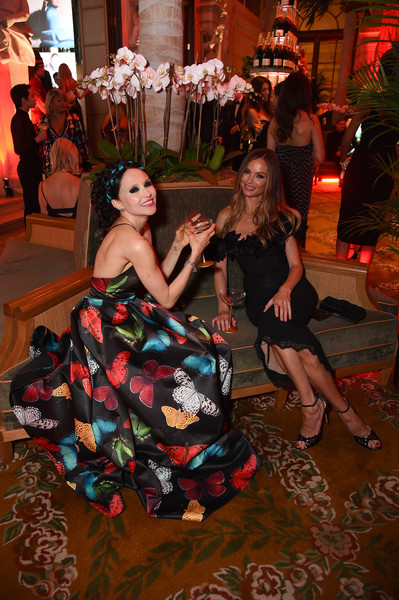 Moët & Chandon Toasts To The Icons At Harper's BAZAAR ICONS Party 2019 In New York City [mo\u00ebt chandon toasts to the icons at harpers bazaar icons party,event,fashion,dance,georgina chapman,stacey bendet,icons,new york city,the plaza hotel,mo\u00e3``t chandon toasts,harpers bazaar icons,party]