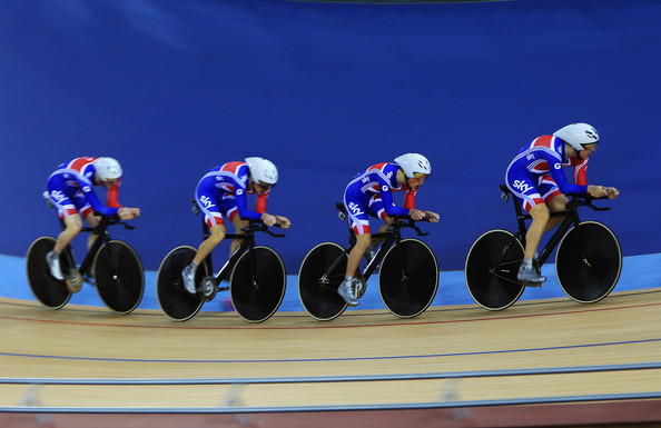 UCI Track Cycling World Cup - LOCOG Test Event for London 2012: Day Four