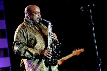 Gerald Albright Java Jazz Festival
