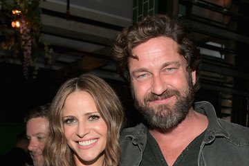 Gerard Butler truTV's 'I'm Sorry' Premiere Screening and Party