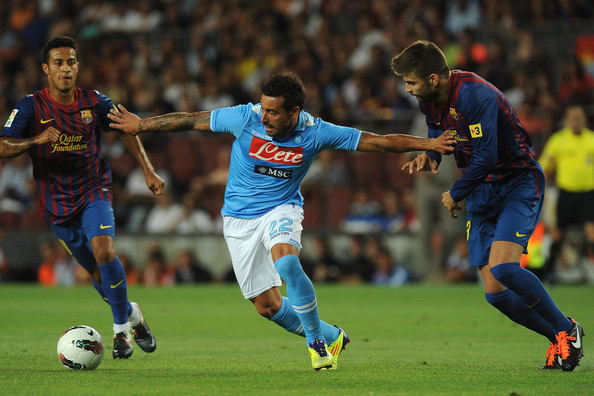 See Naples And Tie: FC Barcelona Versus Napoli Result And ...