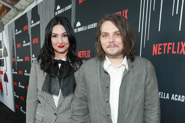 Gerard Way Premiere Of Netflix's 'The Umbrella Academy' - Red Carpet