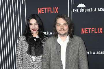 Gerard Way Premiere Of Netflix's 'The Umbrella Academy' - Arrivals