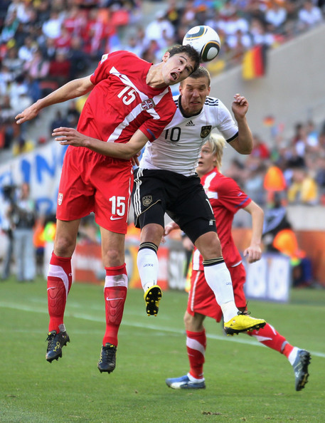 ��� ������ ����� � ������� Germany v Serbia Gro