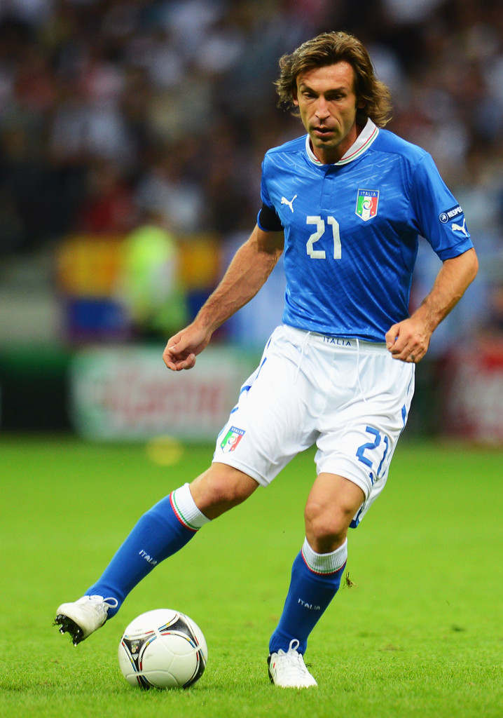 Andrea Pirlo to sign with NYCFC next week - source - ESPN FC  |Pirlo