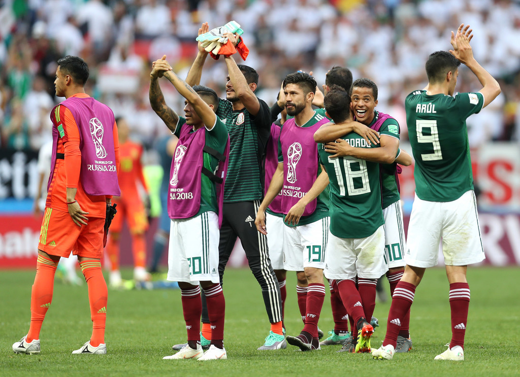 Germany vs mexico fifa world cup 2018