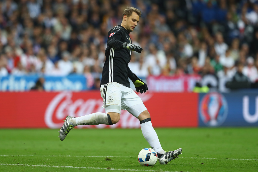 Manuel Neuer Photos Photos - Germany v Poland - Group C: UEFA Euro