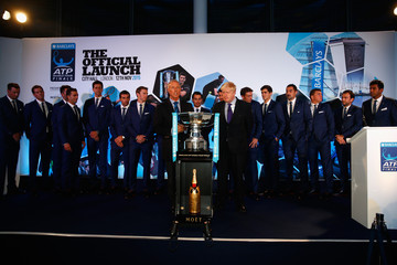 Gerry Armstrong Barclays ATP World Tour Finals Draw