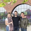 Gethin Jones Hits Radio Breakfast Manchester