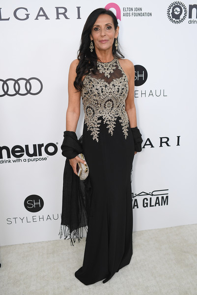 25th Annual Elton John AIDS Foundation's Oscar Viewing Party - Red Carpet