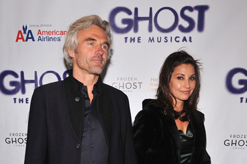 """Gina Gershon """"Ghost, The Musical"""" Broadway Opening Night - Arrivals And Curtain Call"""