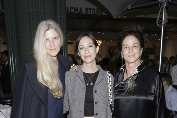Gia Coppola Director's Circle Celebrates the Wear LACMA Fall 2016 Collection with Designs by Oliver Peoples, Pam & Gela, and Lisa Eisner
